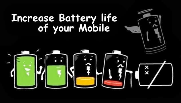 10 نصائح لزيادة عمر بطارية الهواتف الذكية و الأيفون