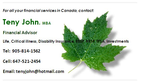 Financial services in Canada