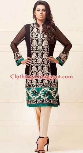 Zainab Chottani Designer Kurti Pants fashion