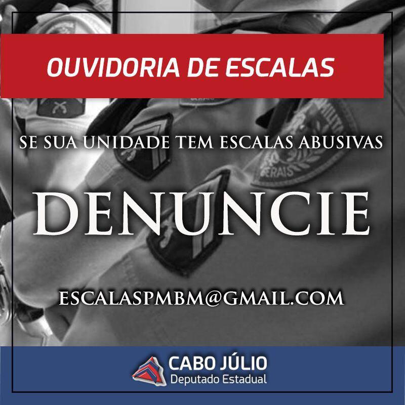 OUVIDORIA DE ESCALAS