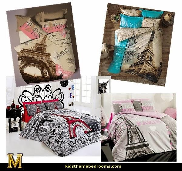 Decorating theme bedrooms - Maries Manor: paris bedroom ideas