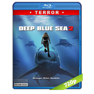 Deep Blue Sea 2 (2018) BRRip 720p Audio Dual Latino-Ingles
