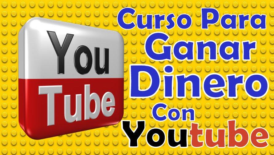 COMO GANAR DINERO CON VIDEOS DE YOUTUBE