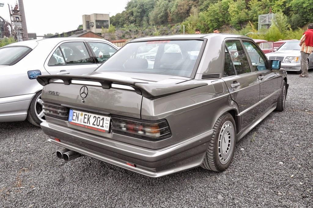 Mercedes benz w201 190e zender tuning benztuning for 190e mercedes benz