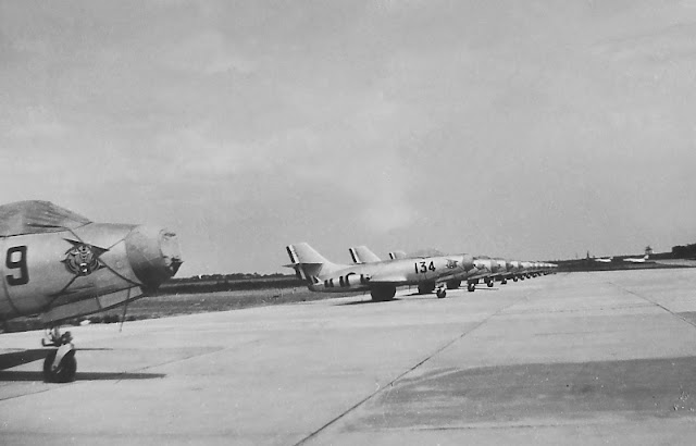 Dassault MD 450A Ouragan