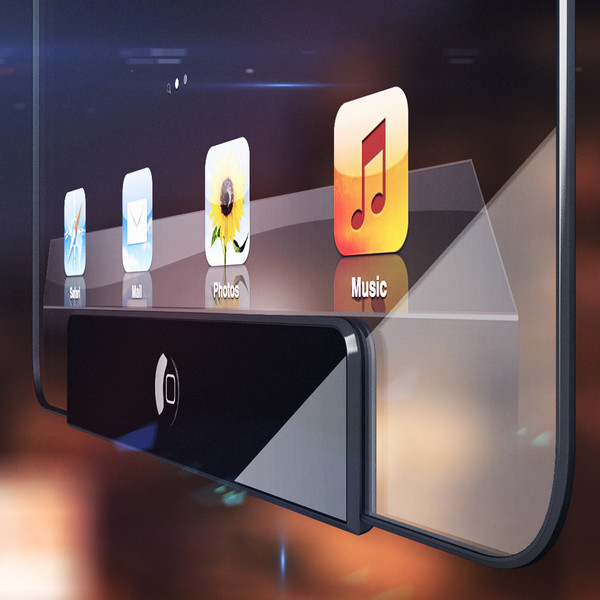 transparent ipad concept awesome cool design creative