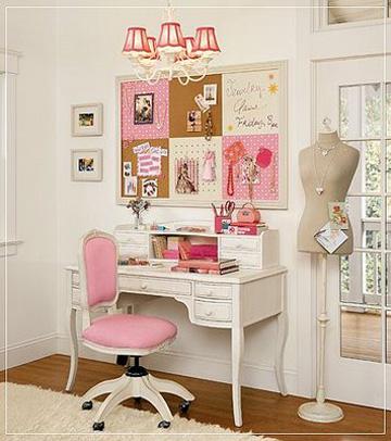 Tricotah quarto de menina for Cuartos decorados kawaii