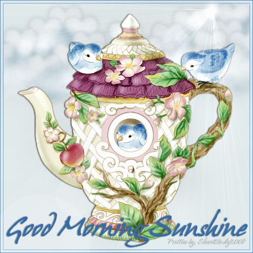 Good Morning Sunshine Animated : Animation goliath good morning sunshine
