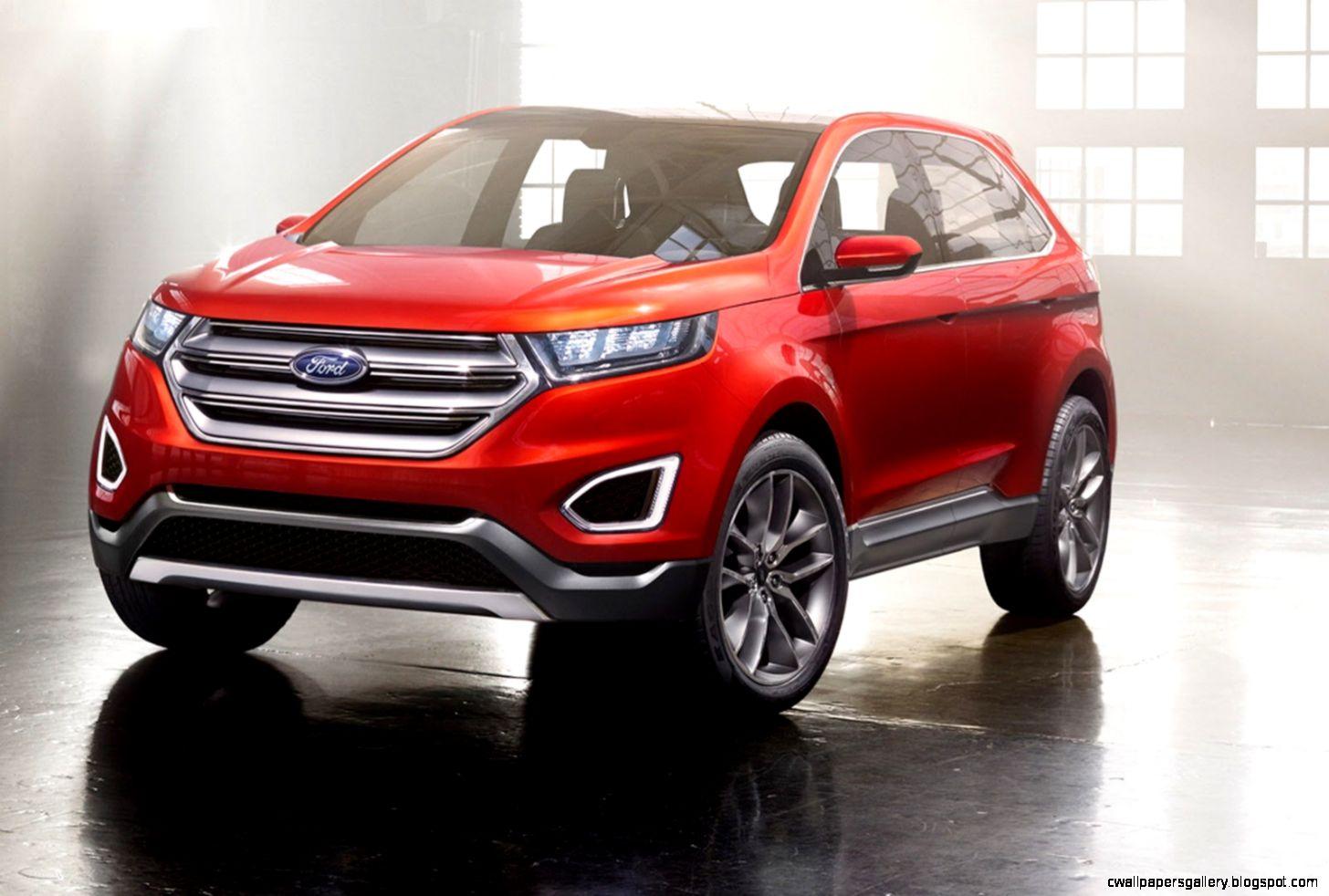 2015 Ford Edge Concept