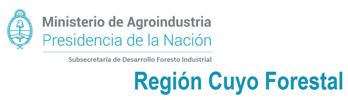 Región Cuyo Forestal