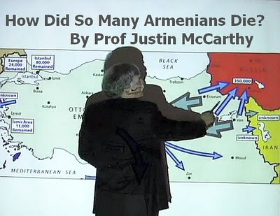 Video: How Did So Many Armenians Die? By Prof Justin McCarthy © This content Mirrored From  http://armenians-1915.blogspot.com