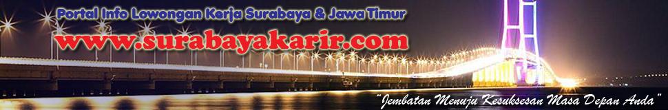 Portal Info Lowongan Kerja Surabaya - Jawa Timur 2018