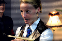 """Monsterbuster Entertainment Horror Hotel - """"tilt"""" Rehearsals"""
