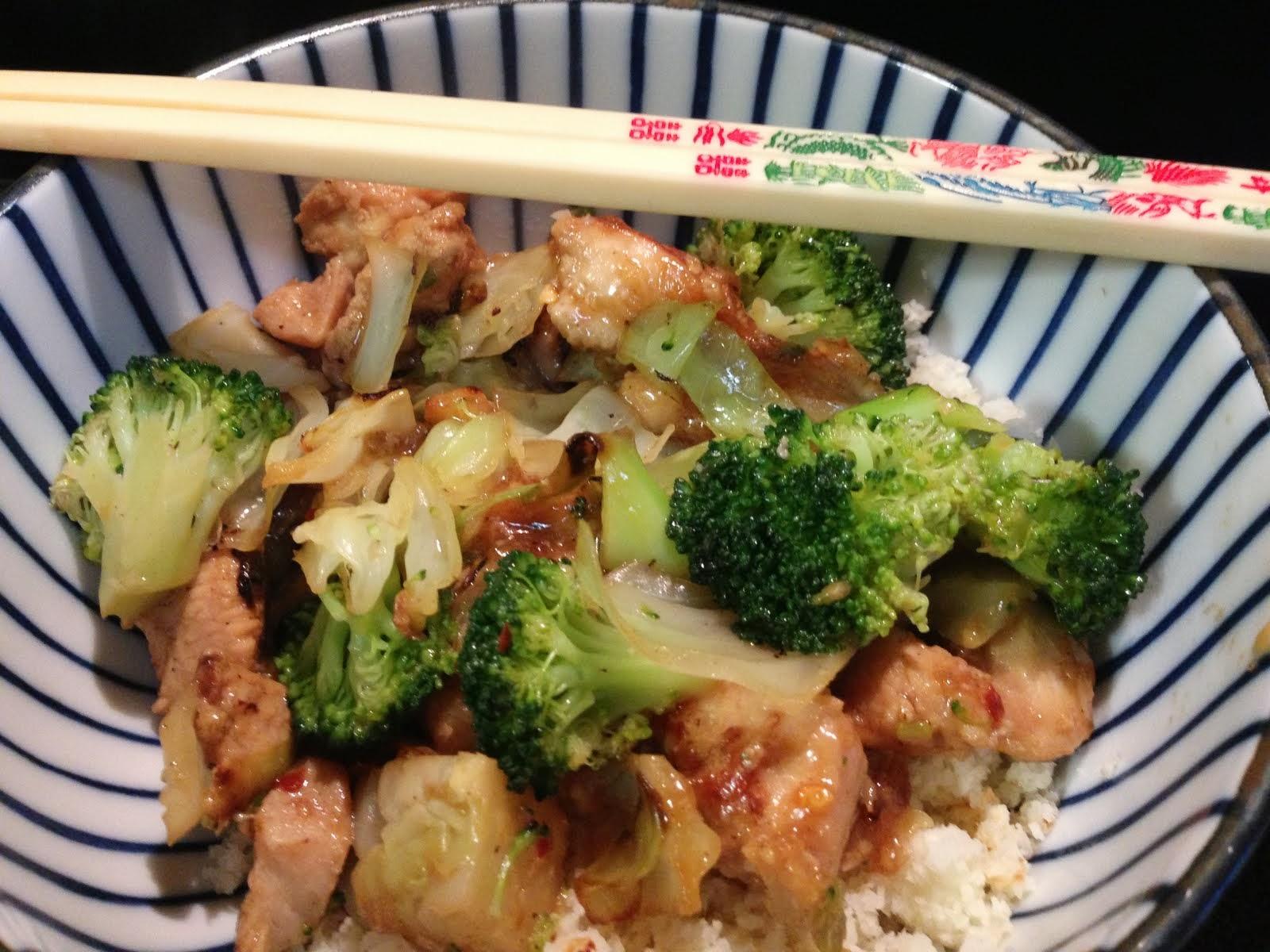 Easy) Ginger-Garlic Chicken Stir-Fry Recipes — Dishmaps