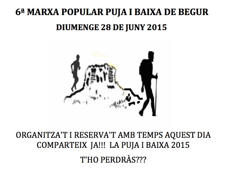 MARXA PUJA I BAIXA 2015