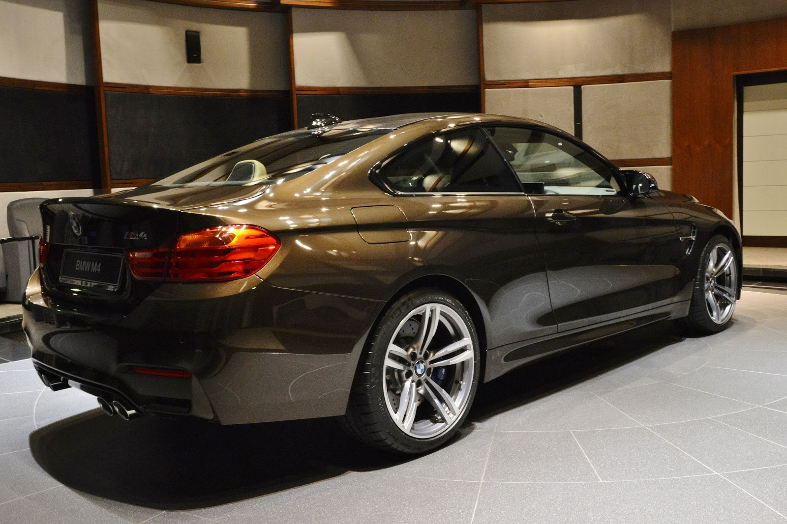 Bmw M4 Individual In Pyrite Brown Sweet As Chocolate Or Bitter As Coffee Carscoops