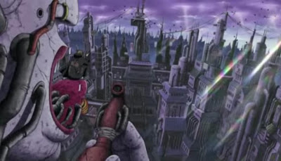 LUTA OFF - Nana vs Raadam - Until Death Amegakure