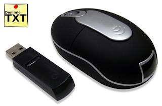 DominioTXT - Mouse sem Fio