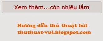 Phân trang dạng Load More cho Blogger