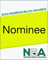 NIGERIAN BLOG AWARDS - VOTE HERE!