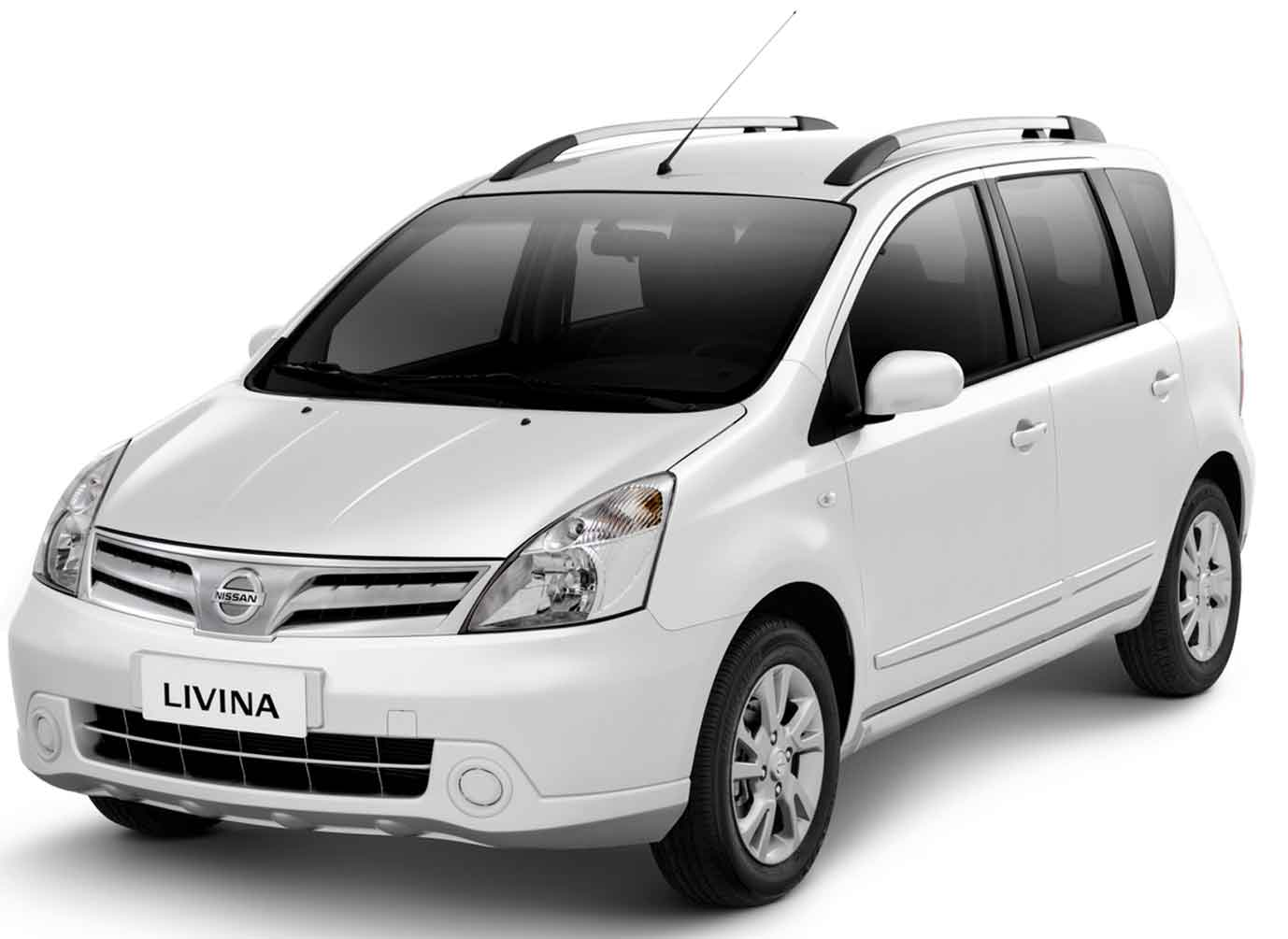 novo Nissan Livina 2014 frente