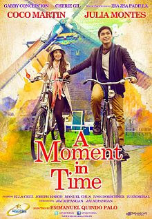A MOMENT IN TIME COCO MARTIN JULIA MONTES