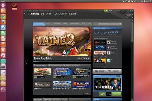 Steam - Atinge 9 milhões de usuários logados ao mesmo tempo