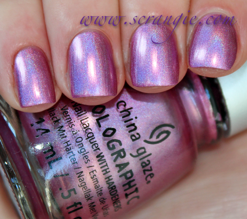 Tweleve New Holographic Polishes From China Glaze Some Shades Are Similar To The Older Discontinued Collection Holos But Completely