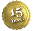 "15th anniversary ""seal"""