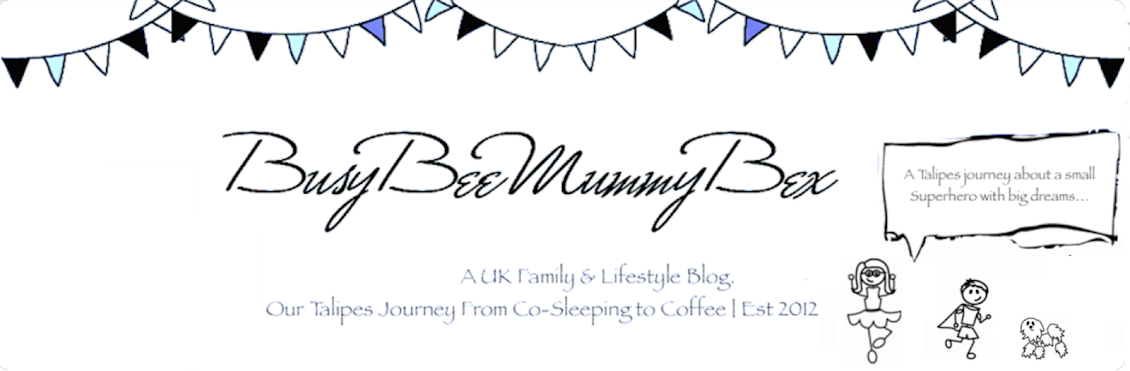 BusyBee | UK Crafty, Talipes, Baby and Lifestyle Blog