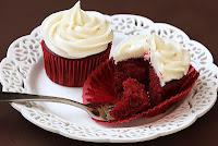 Resep Cara Membuat Red Velvet Cupcakes Lezat Bergizi