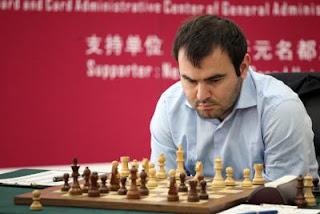 Echecs : Shakhriyar Mamedyarov (2761)