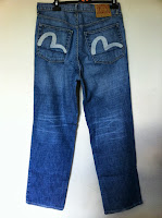 rare evisu jeans size34