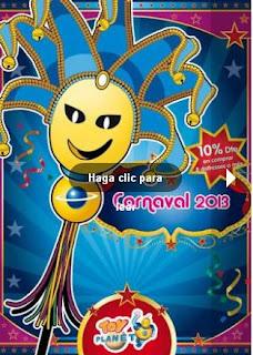 disfraces carnaval 2013 TP