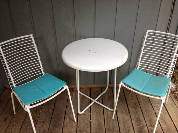 Austin Craigslist. Table And Chairs   $130