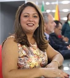 VEREADORA CLAUDICEIA ROCHA PSB TABIRA -PE