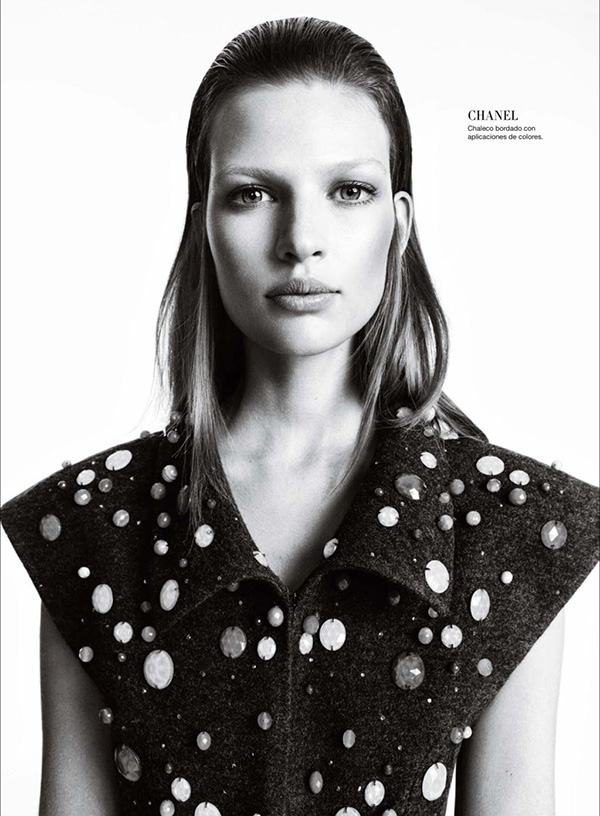 Harper's Bazaar Spanien Oktober 2012