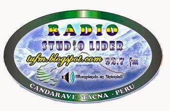 Radio Studio Lider Candarave