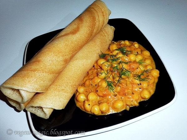 Somali Anjero (Canjeero) « Vegan Recipes « Vegan Magic