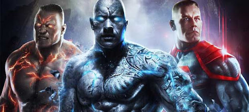 Game WWE Immortals 1.0.0 Apk Mod + Data Android