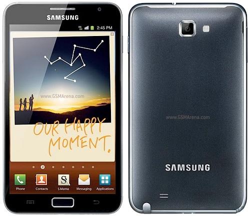 Samsung Galaxy SII IPad 3 Samsung Note