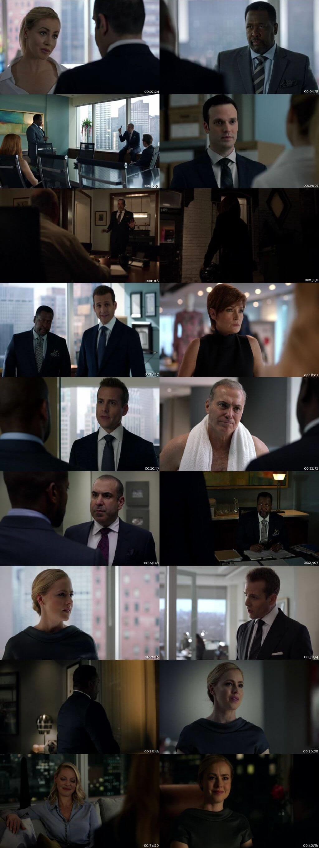 Screenshots Of English Show Suits Season 08 Episode 09 2018 WEB-DL 720P 300MB