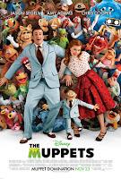 2010 Muppet movie staring Jason Segel and Amy Adams