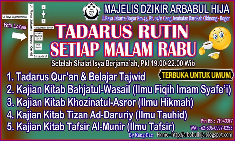 TADARUS MALAM RABU