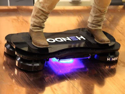 skateboard masa depan hendo hoverboard