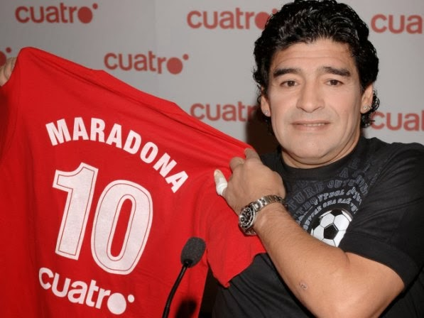 Diego Maradona Diabetes