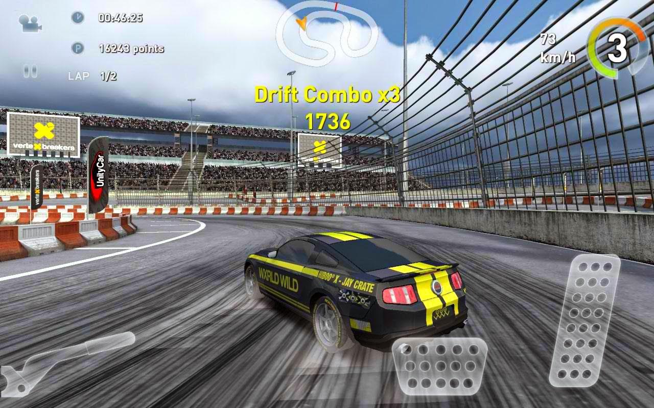 Real Drift Car Racing MOD APK+DATA v2.1 (2.1) (Mod