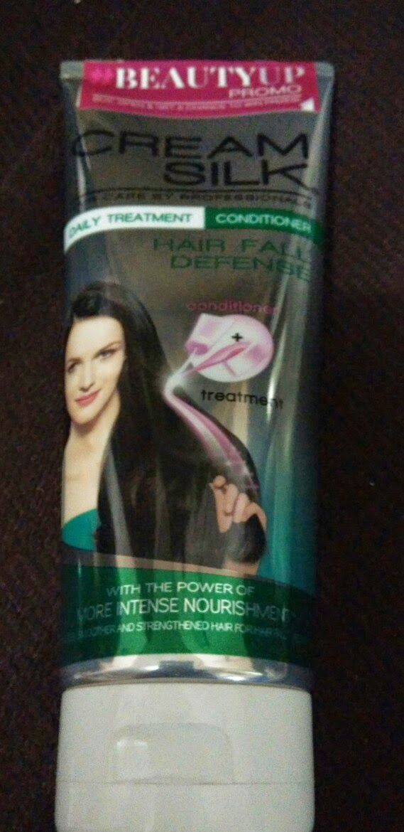 CreamSilk Daily, Treatment, Conditioner, Hair Fall