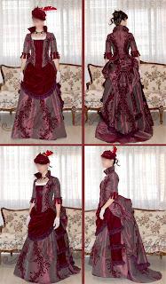 bustle_dress