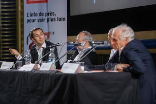 Débattre de la mondialisation avec Jean-Marc Sylvestre et Terra Nova